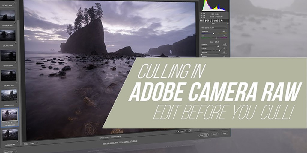What is Culling in Adobe LightRoom?