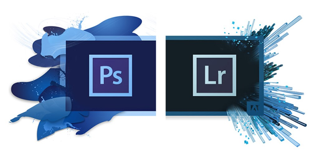 Adobe Photoshop & Lightroom Put In Comparison